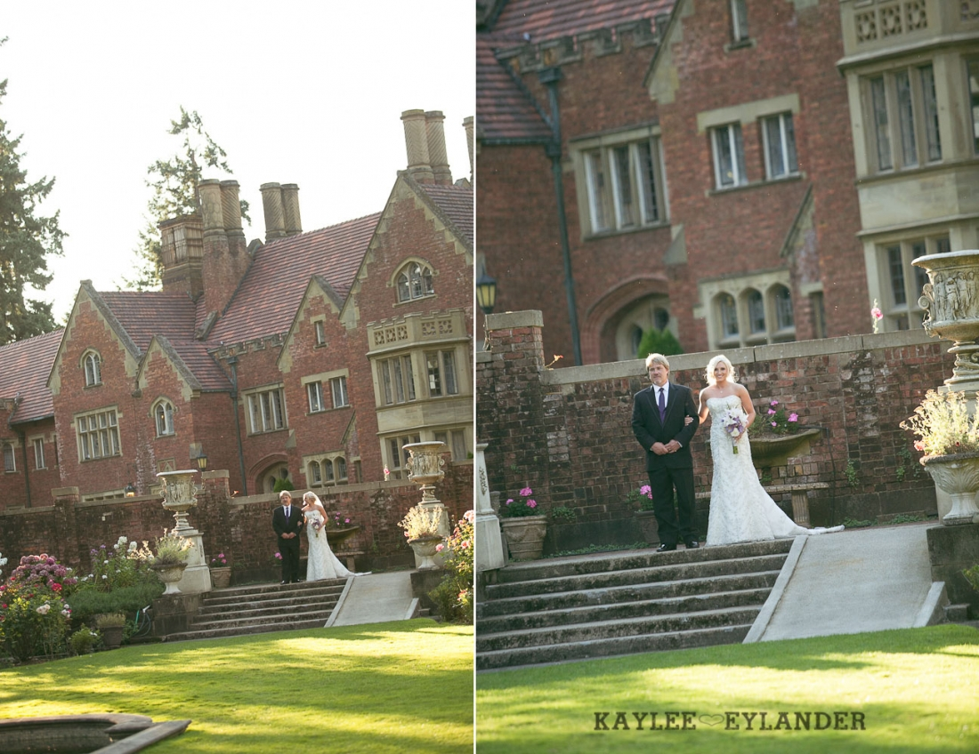 Thornewood Castle Wedding Ceremony 29 1100x848 Thornewood Castle Wedding |  Seattle Wedding Photographer