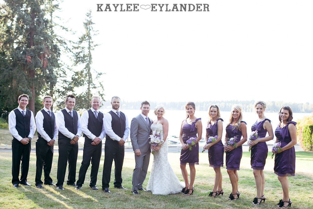Thornewood Castle Wedding Wedding Party 4 Thornewood Castle Wedding |  Seattle Wedding Photographer