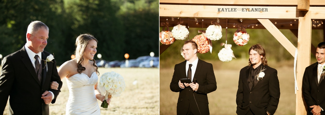 DIY Farm Field Wedding 102 1100x391 DIY Field Wedding | Chehalis Wedding | Dance floor in the field!
