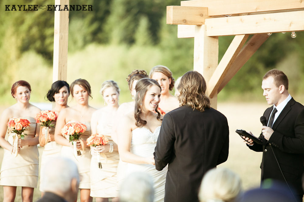 DIY Farm Field Wedding 110 DIY Field Wedding | Chehalis Wedding | Dance floor in the field!