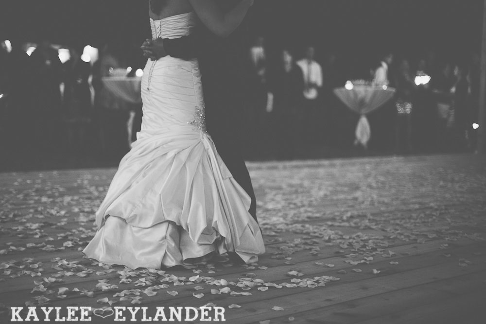 DIY Farm Field Wedding 133 DIY Field Wedding | Chehalis Wedding | Dance floor in the field!