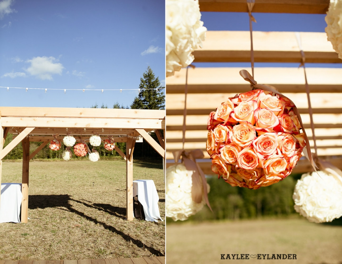DIY Farm Field Wedding 85 1100x848 DIY Field Wedding | Chehalis Wedding | Dance floor in the field!