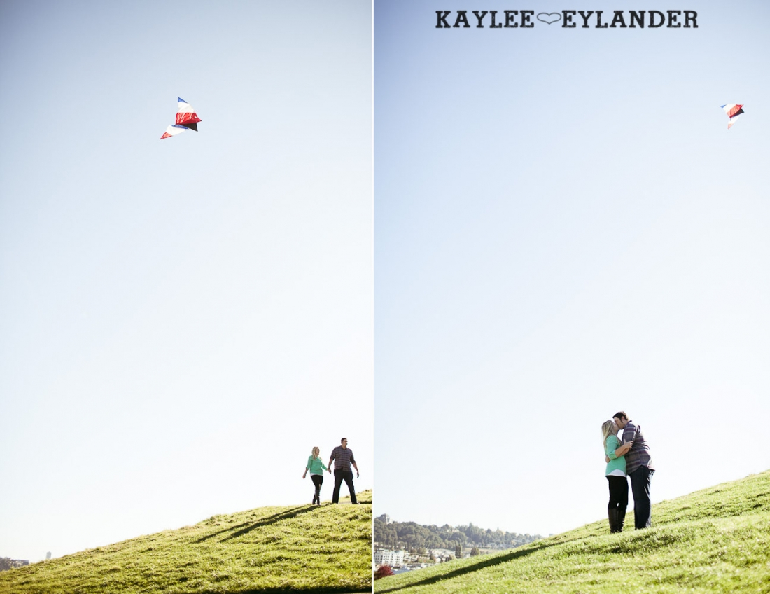 Gasworks engagement session0004 1100x848 Gasworks Park Engagement Session | Seattle Wedding Photographer