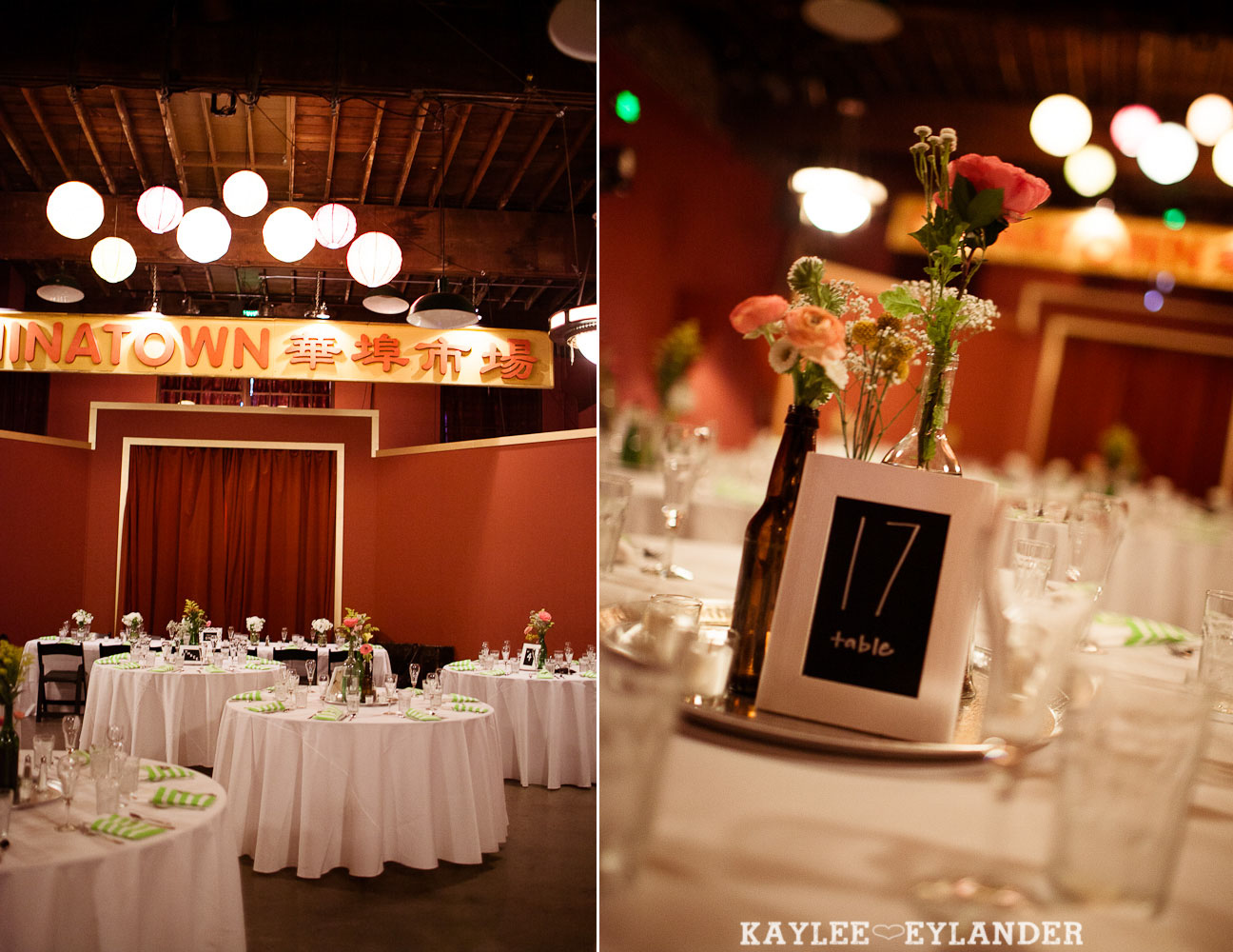 Georgetown ballroom seattle wedding