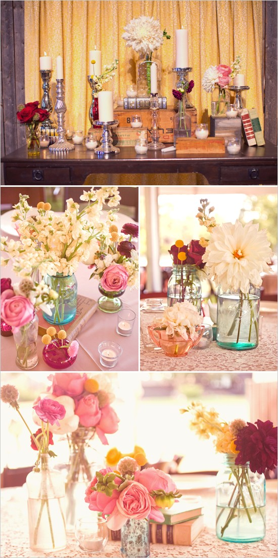 224617100135487872 LRGTY0DR c DIY Wedding Centerpiece Ideas | Its time to start collecting!!