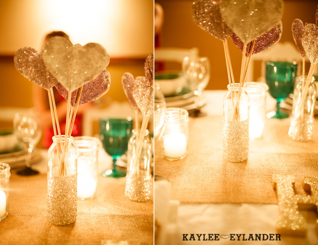 DIY Glitter Party Ideas 11 1100x848 DIY Glitter Party Ideas | Modge Podge + Glitter + random items makes me happy!