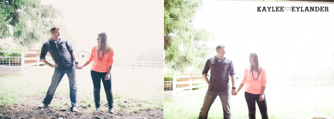 Rustic Outdoor Engagement session kaylee eylander 16 1100x391 Rustic Outdoor Engagement Session | Hurley is a good pup