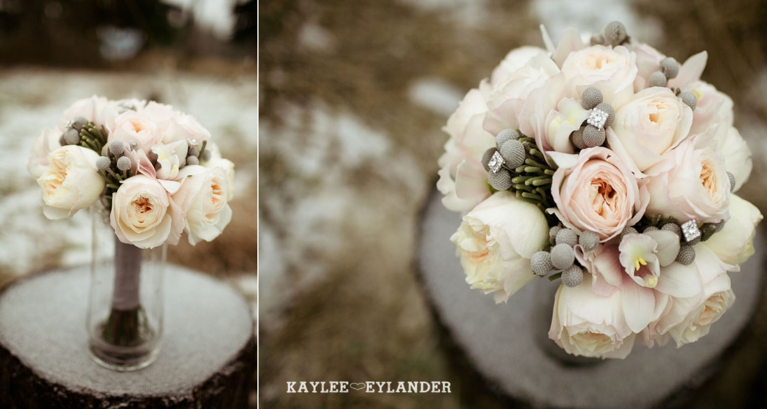 Winter wedding kaylee eylander 13 1100x587 Winter Wonderland Wedding | Stylized Wedding Shoot