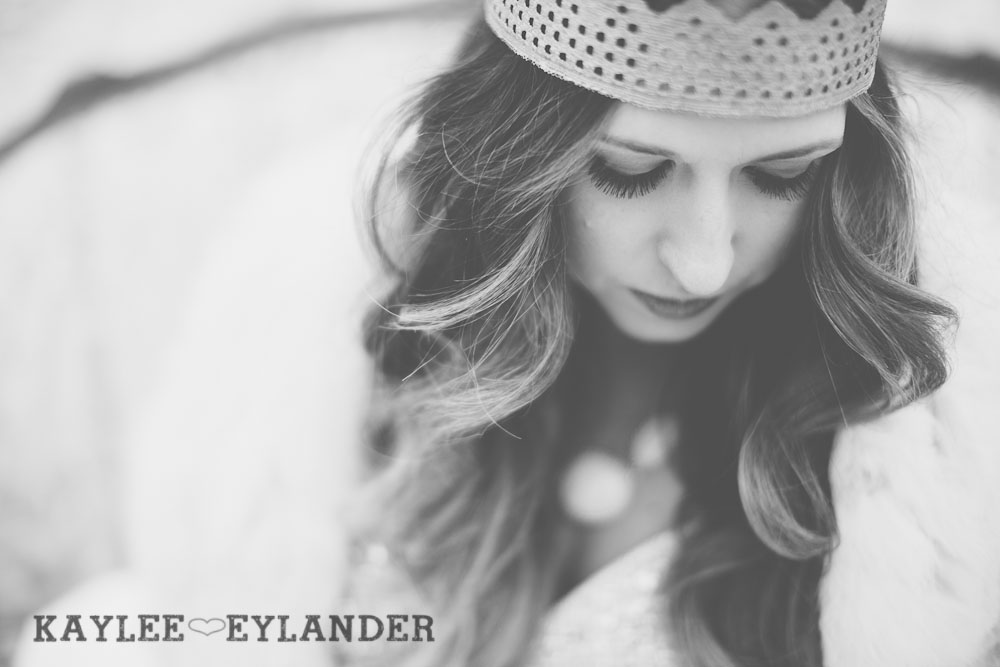 Winter wedding kaylee eylander 24 Winter Wonderland Wedding | Stylized Wedding Shoot
