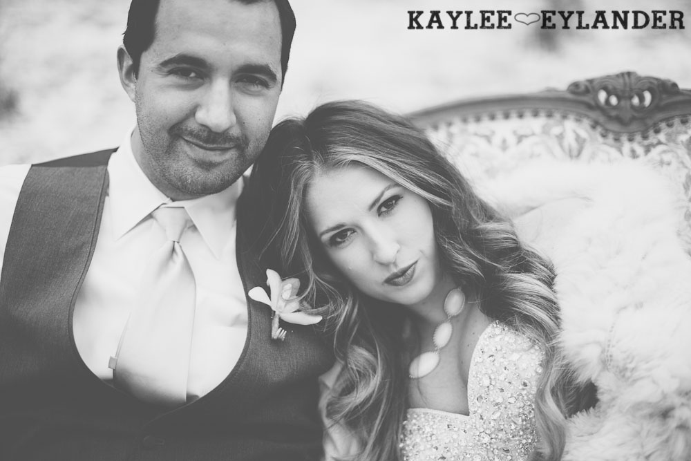 Winter wedding kaylee eylander 38 Winter Wonderland Wedding | Stylized Wedding Shoot