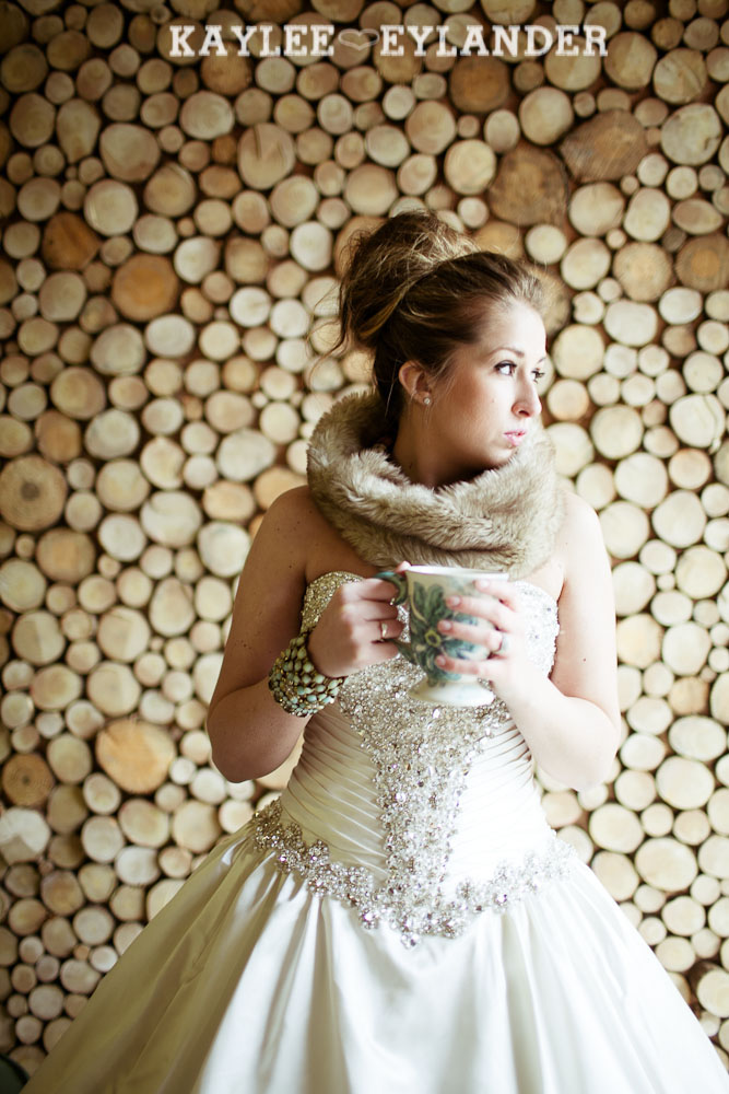 Winter wedding kaylee eylander 43 Winter Wonderland Wedding | Stylized Wedding Shoot
