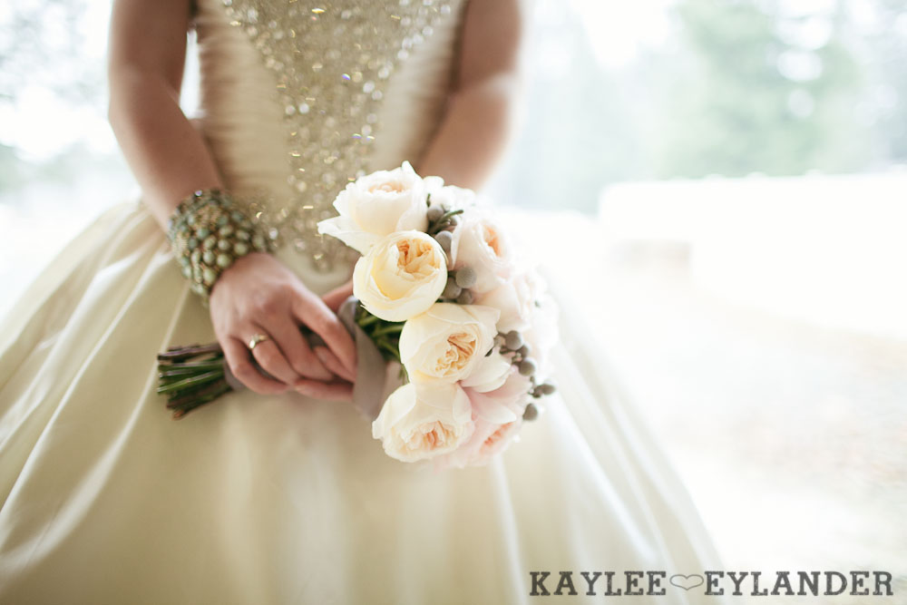 Winter wedding kaylee eylander 47 Winter Wonderland Wedding | Stylized Wedding Shoot