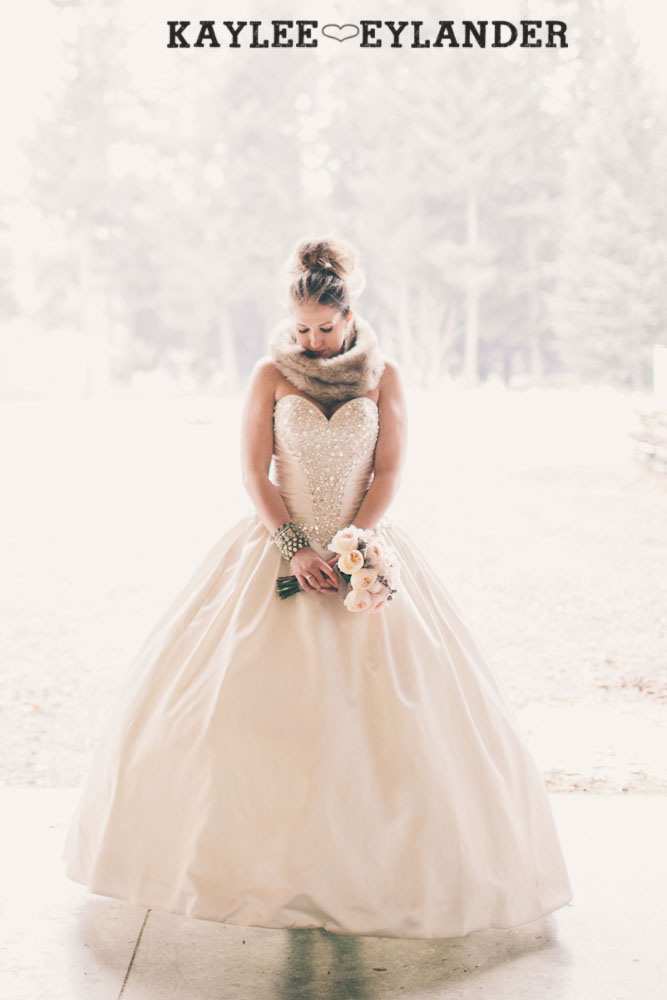 Winter wedding kaylee eylander 49 Winter Wonderland Wedding | Stylized Wedding Shoot