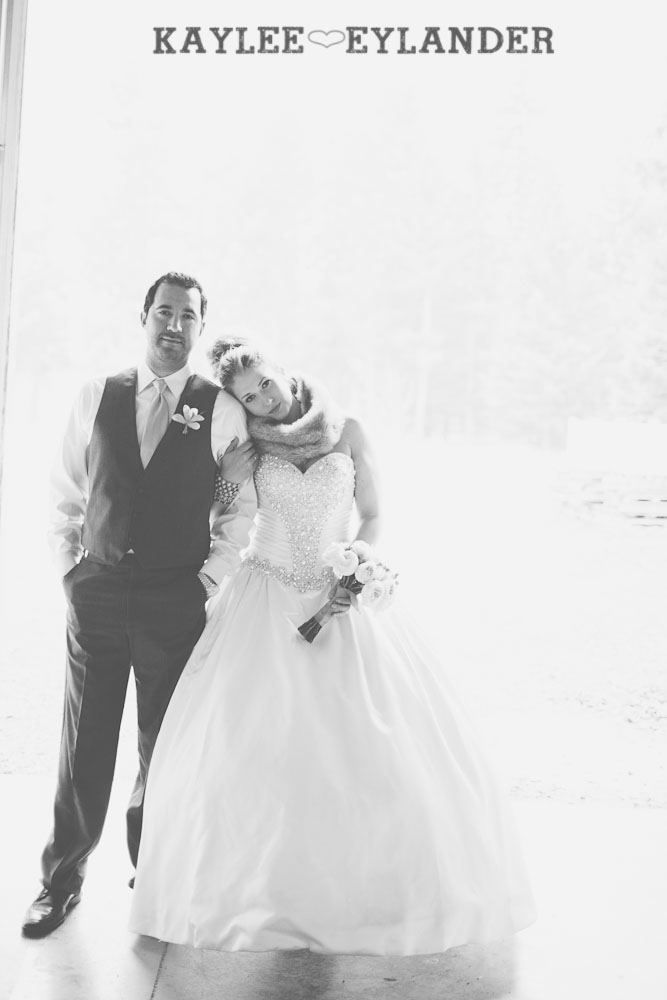 Winter wedding kaylee eylander 50 Winter Wonderland Wedding | Stylized Wedding Shoot