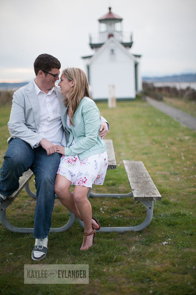 Maura Kyle 11 Discovery Park Engagement Session | Seattle Engagement Session