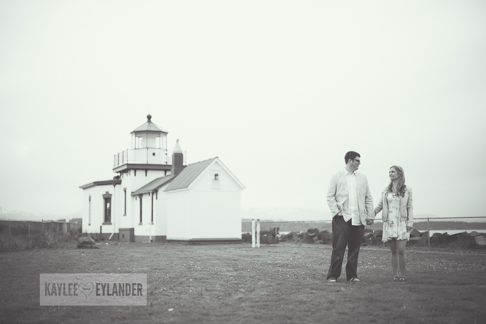 Maura Kyle 14 Discovery Park Engagement Session | Seattle Engagement Session