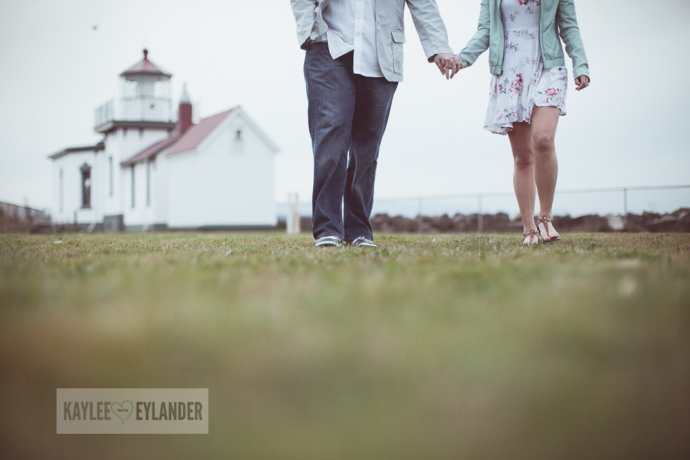 Maura Kyle 16 Discovery Park Engagement Session | Seattle Engagement Session