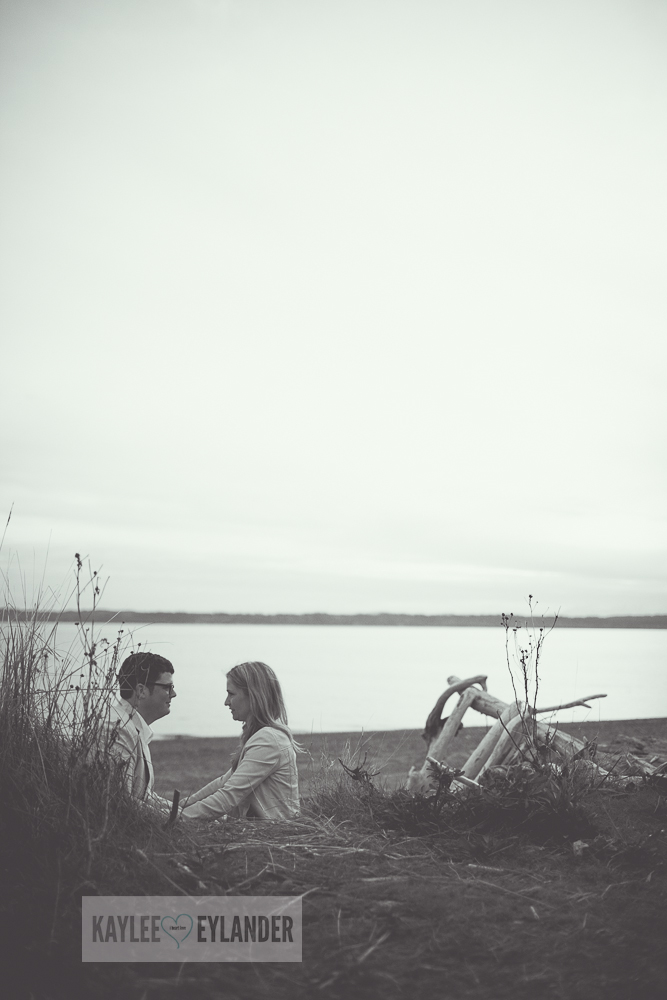 Maura Kyle 49 Discovery Park Engagement Session | Seattle Engagement Session