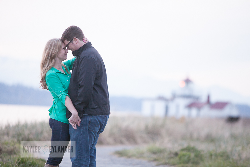 Maura Kyle 57 Discovery Park Engagement Session | Seattle Engagement Session