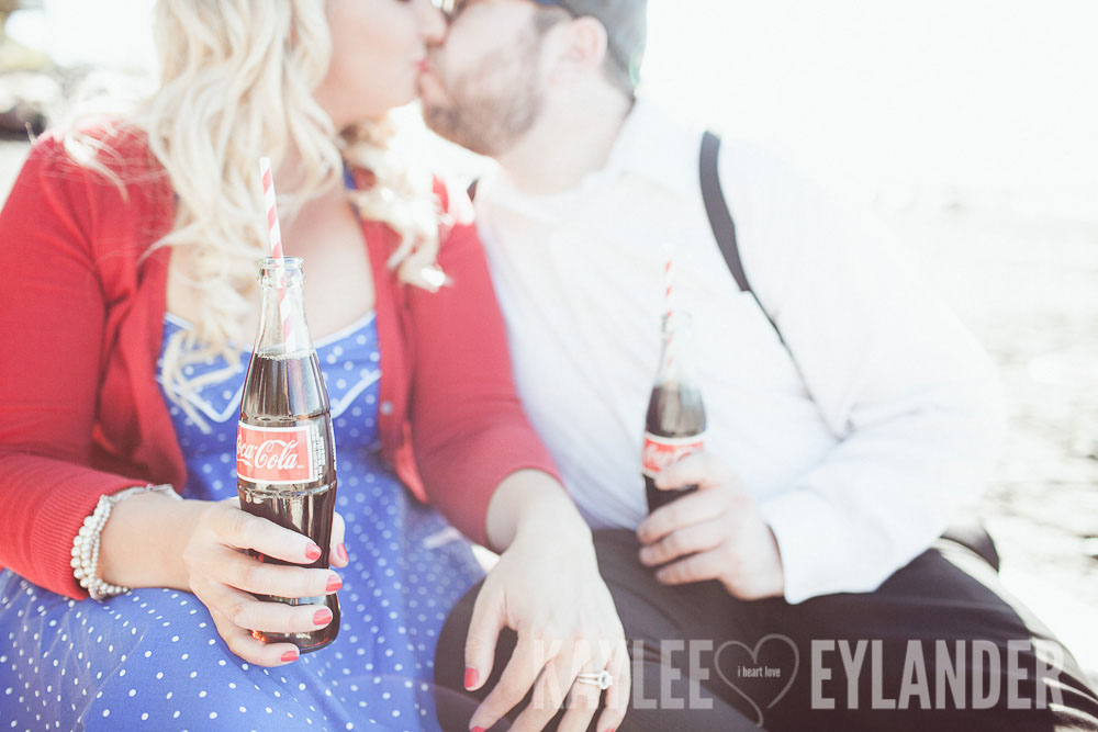MG 8407 Tri   Cities Wedding Photographer | Vintage Beach Engagement Session
