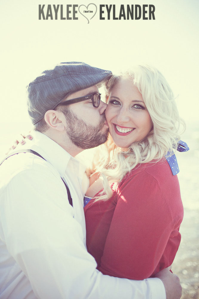 MG 8545 Tri   Cities Wedding Photographer | Vintage Beach Engagement Session
