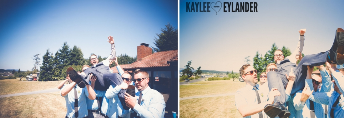 Lopez Island Wedding Photographer 23 1100x378 Lopez Island Community Center Wedding | Turquoise & Pink DIY...my fave!