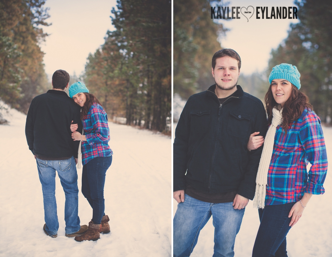 Angelika Evan 23 1100x852 Angelika & Ethan | Leavenworth Engagement Session