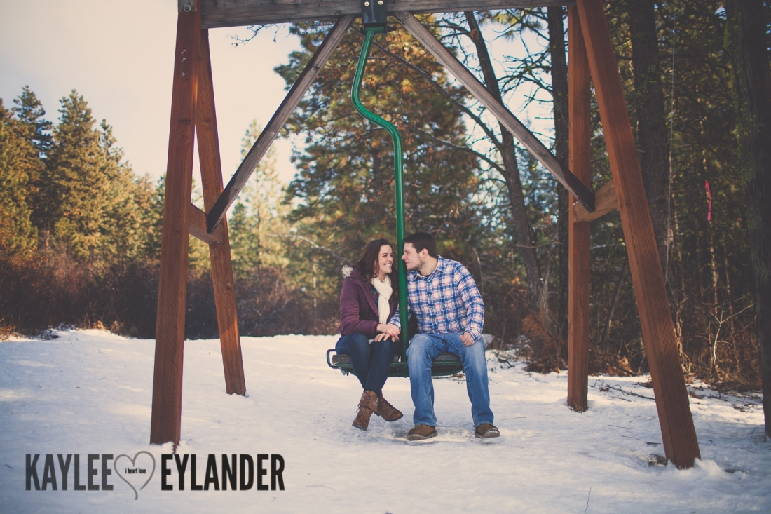 Angelika Evan 41 1100x733 Angelika & Ethan | Leavenworth Engagement Session