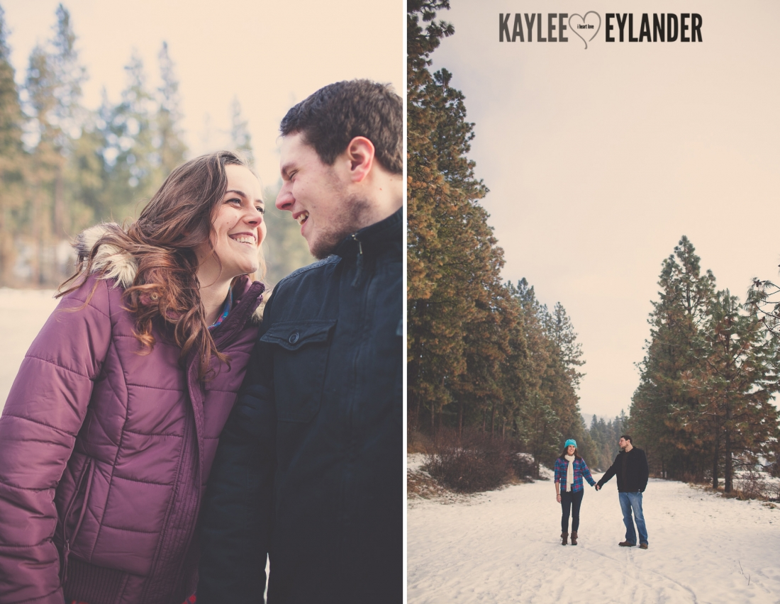 Angelika Evan 5 1100x852 Angelika & Ethan | Leavenworth Engagement Session