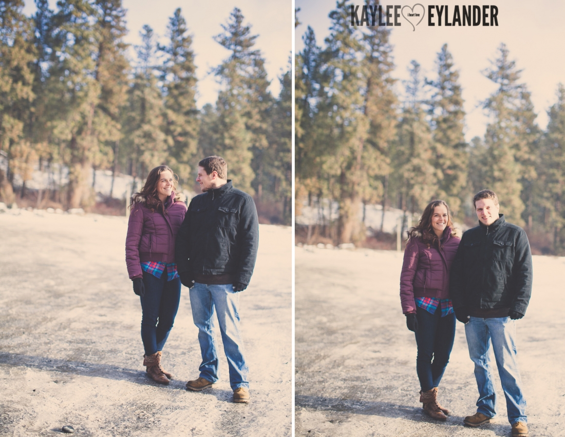 Angelika Evan 7 1100x852 Angelika & Ethan | Leavenworth Engagement Session
