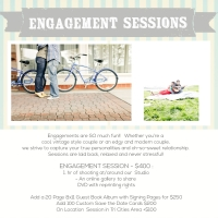 Kaylee Eylander Photography Tri Cities Engagement sessions 200x200 2015 Wedding Pricing