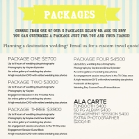Packages kaylee 2013 Tri Cities wedding pricing1 200x200 2015 Wedding Pricing