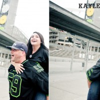 Seattle Space Needle Engagement Photographer 25 200x200 Golden Gardens Engagement Session